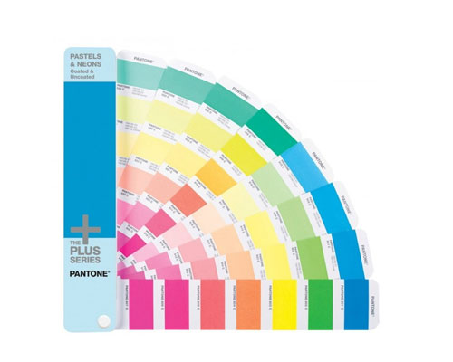 Pantone Pastel & Neons Coated & Uncoated