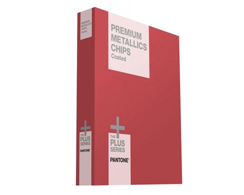 Pantone Premium Metallic Chips Coated