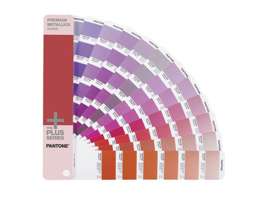 Pantone Premium Metallics Coated