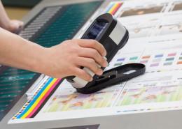 Exact Renk&Density Ölçüm Cihazı