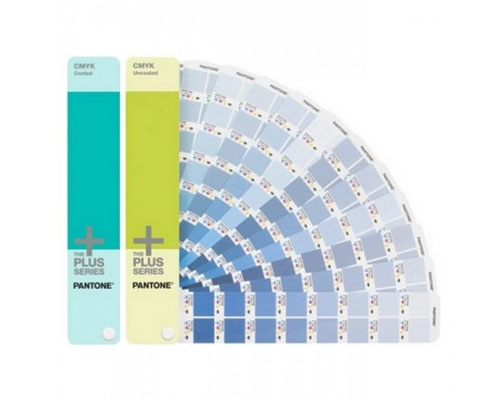 Pantone CMYK Coated & Uncoated (2-Guides Set)