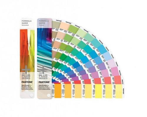 Pantone Formula Guide With Supplement