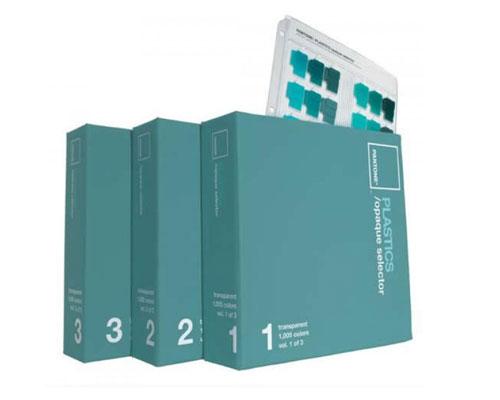 Pantone Plastics Opaque Selector (3 klasör)